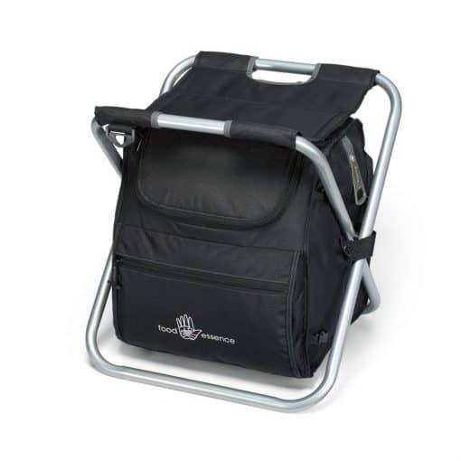 Deluxe Spectator Cooler Chair - Black