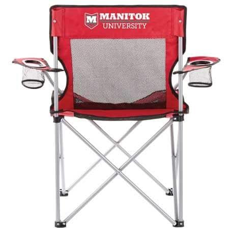 Fanatic Event Folding Mesh Chair