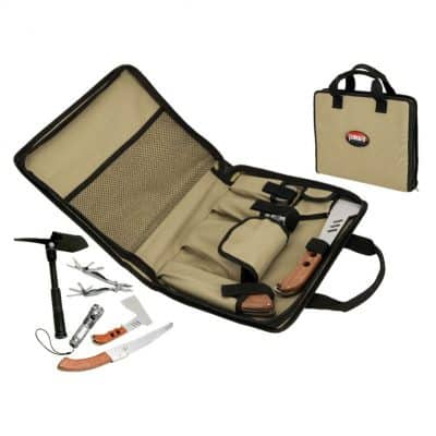 5-in-1 Camping / Survival Canvas Kit