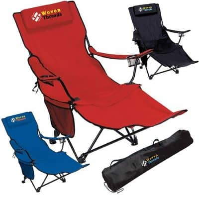 BIC Graphic® Adirondack Recliner Chair
