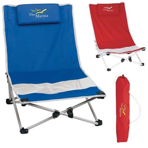 BIC Graphic® Mesh Beach Chair