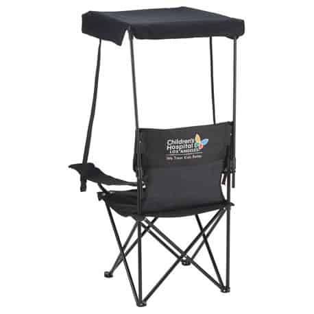 Game Day Canopy Chair (300lb Capacity)