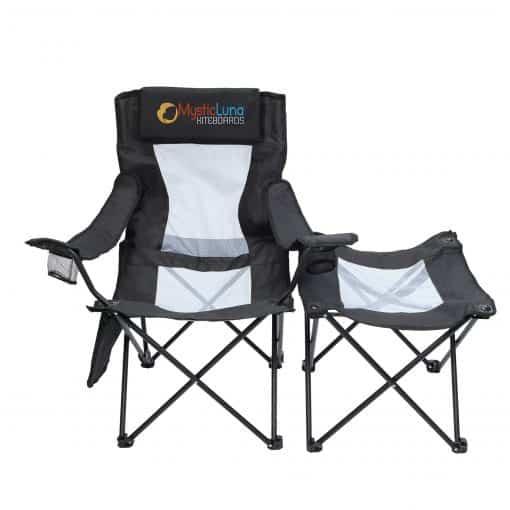 2-in-1 Mesh Adirondack Chair & Table