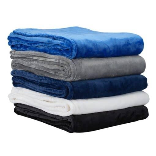 "Montreal 60"" x 72"" Mink Touch Luxury Blanket"